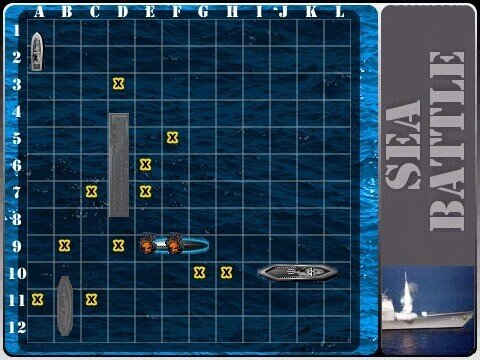 Toysoft Updates: Sea Battle Game Now Available For BlackBerry ...