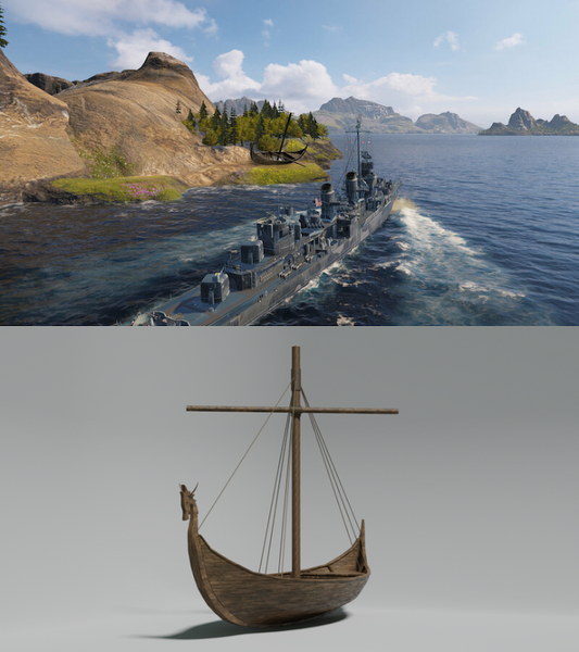 Map :  Shatter
