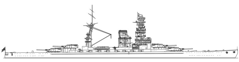 IJN battleship design of Project-13 class.jpg