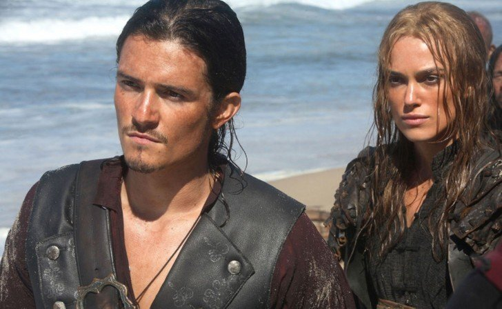 © Pirates of the Caribbean: At World's End / Walt Disney Pictures